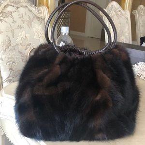 Handbags - Gorgeous Mink bag